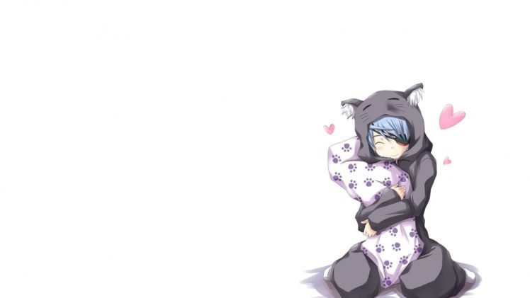 Infinite Stratos, Bodewig Laura, Anime girls, Catsuit HD Wallpaper Desktop Background
