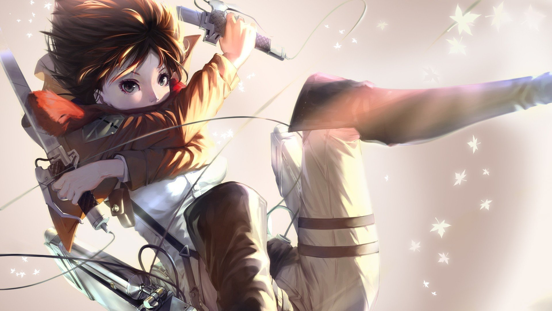 Shingeki No Kyojin Mikasa Ackerman Hd Wallpapers Desktop And Mobile Images Photos