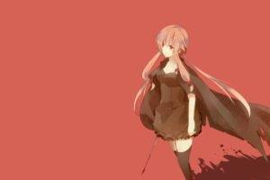 Mirai Nikki, Gasai Yuno, Anime girls
