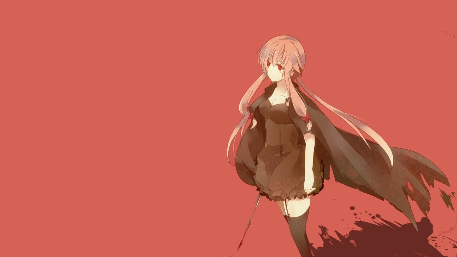 Mirai Nikki, Gasai Yuno, Anime Girls Hd Wallpapers -1174