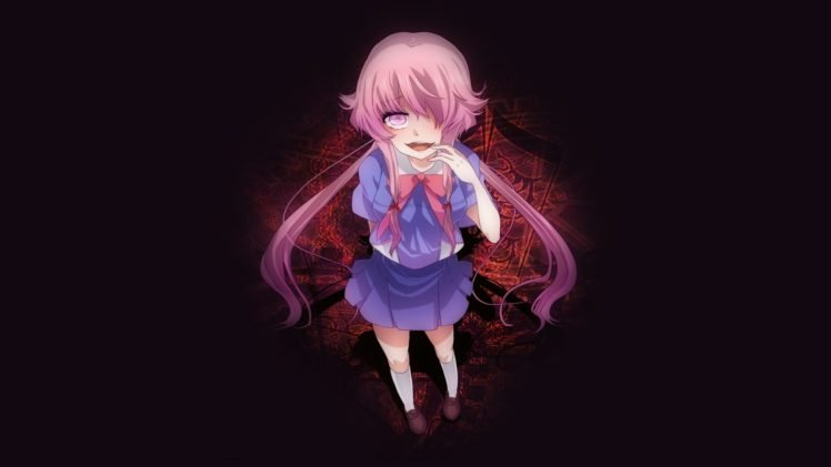 Mirai Nikki Gasai Yuno Anime Girls Hd Wallpapers Desktop And Mobile Images Photos