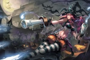 Halloween, League of Legends, Miss Fortune