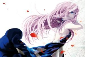 anime, Colorful, Vocaloid, Megurine Luka