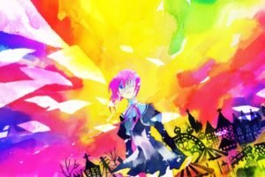 anime, Colorful, Ef   a fairy tale of the two, Shindou Chihiro