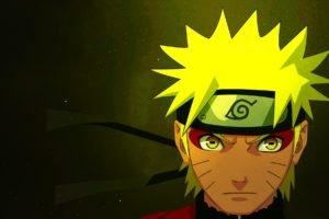 Naruto Shippuuden, Uzumaki Naruto, Anime