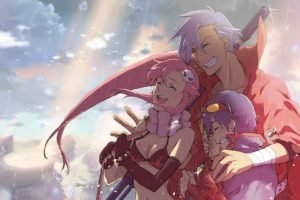 Tengen Toppa Gurren Lagann, Littner Yoko, Simon, The feels, Anime