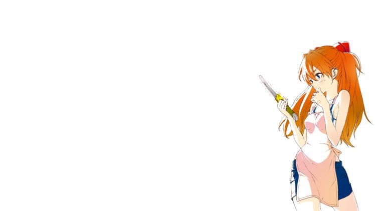 Asuka Langley Soryu, Neon Genesis Evangelion, Anime girls HD Wallpaper Desktop Background