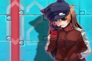Asuka Langley Soryu, Neon Genesis Evangelion, Anime girls