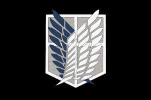 Shingeki no Kyojin, Logo