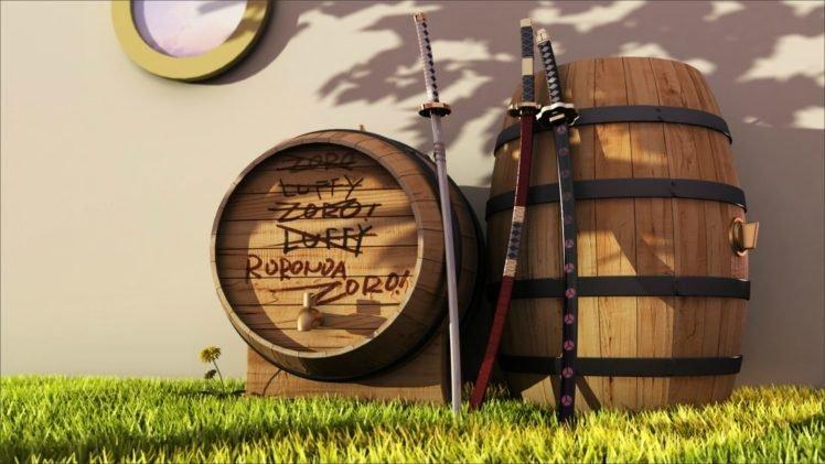 One Piece, Roronoa Zoro HD Wallpaper Desktop Background