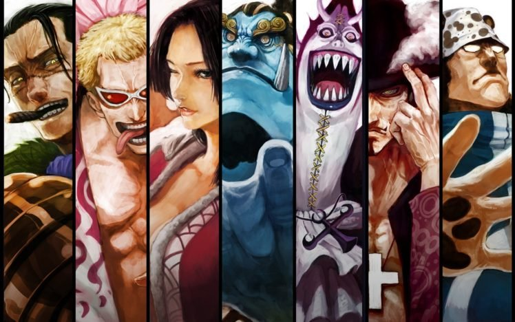 One Piece Boa Hancock Panels Hd Wallpapers Desktop And