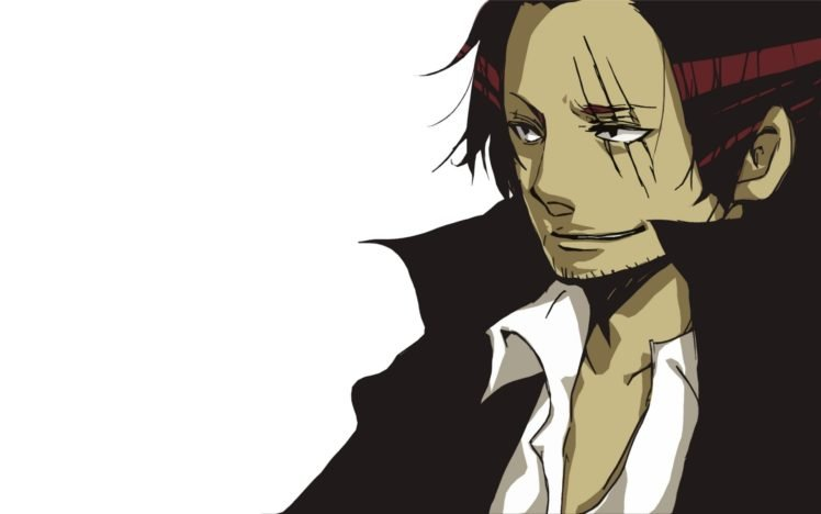 One Piece Shanks HD Wallpaper Desktop Background