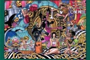 One Piece, Monkey D. Luffy, Nami, Roronoa Zoro, Usopp, Nico Robin, Sanji, Tony Tony Chopper