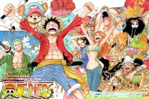 One Piece, Monkey D. Luffy, Brook, Nami, Sanji, Tony Tony Chopper, Roronoa Zoro, Straw Hat Pirates