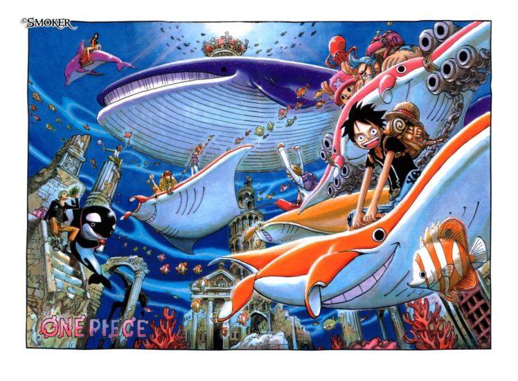 One Piece, Monkey D. Luffy, Roronoa Zoro, Nami, Sanji, Tony Tony Chopper, Usopp HD Wallpaper Desktop Background