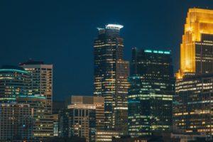 cityscape, Skyscraper, Minneapolis