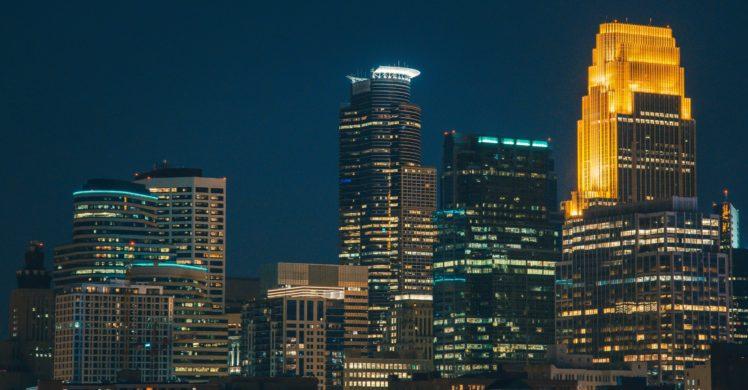 Cityscape Skyscraper Minneapolis Hd Wallpapers Desktop HD Wallpapers Download Free Images Wallpaper [1000image.com]