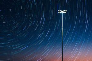 stars, Lights, Night sky, Long exposure, Sky
