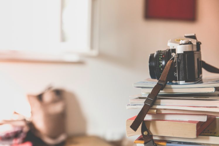 camera, Books, Literature HD Wallpaper Desktop Background