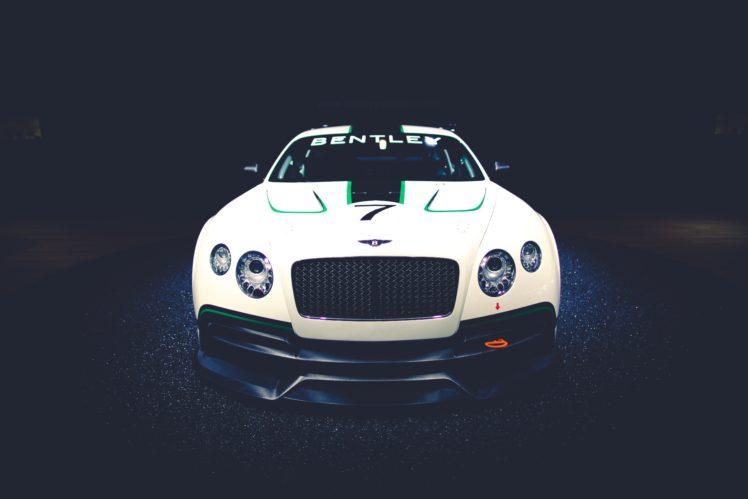 car, Vehicle, Bentley Continental GT3 HD Wallpaper Desktop Background