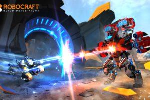 robocraft, Robot, Video games, Fighting