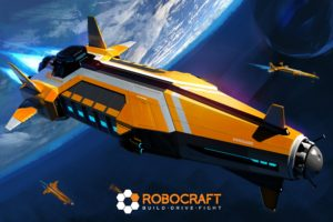 robocraft, Robot, Video games