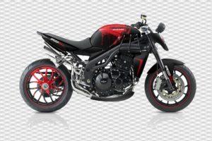 motorcycle, Futuristic