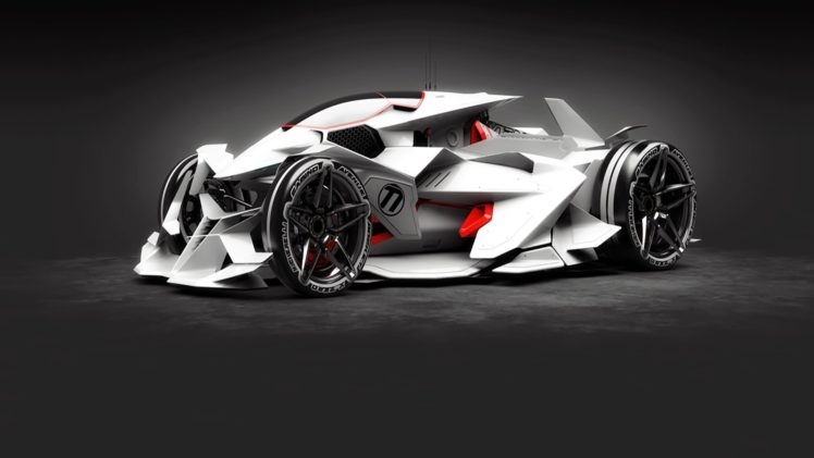 Super Car Futuristic Hd Wallpapers Desktop And Mobile