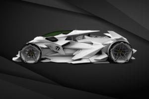 concept cars, Super Car