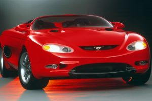 car, Ford Mustang, Concept cars