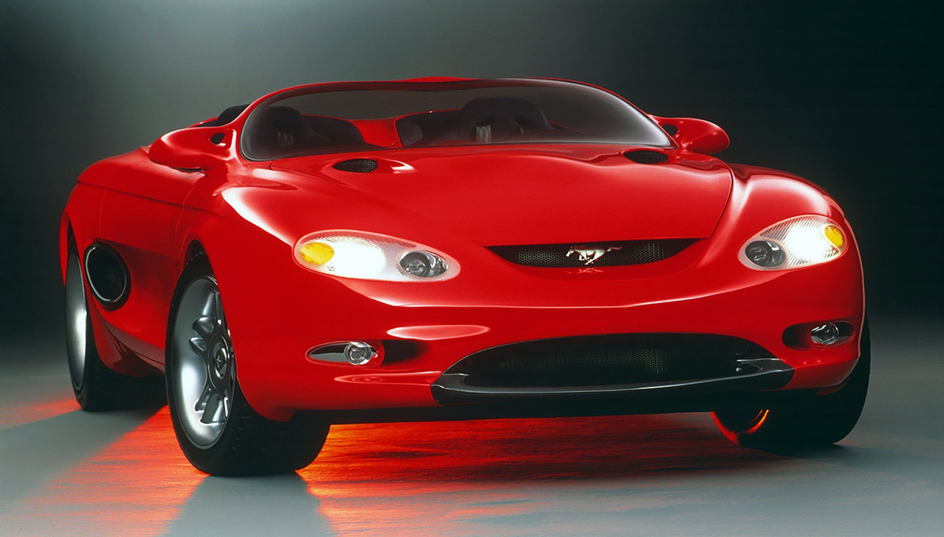 Car Ford Mustang Concept Cars Hd Wallpapers Desktop