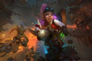 Hearthstone, Blizzard Entertainment