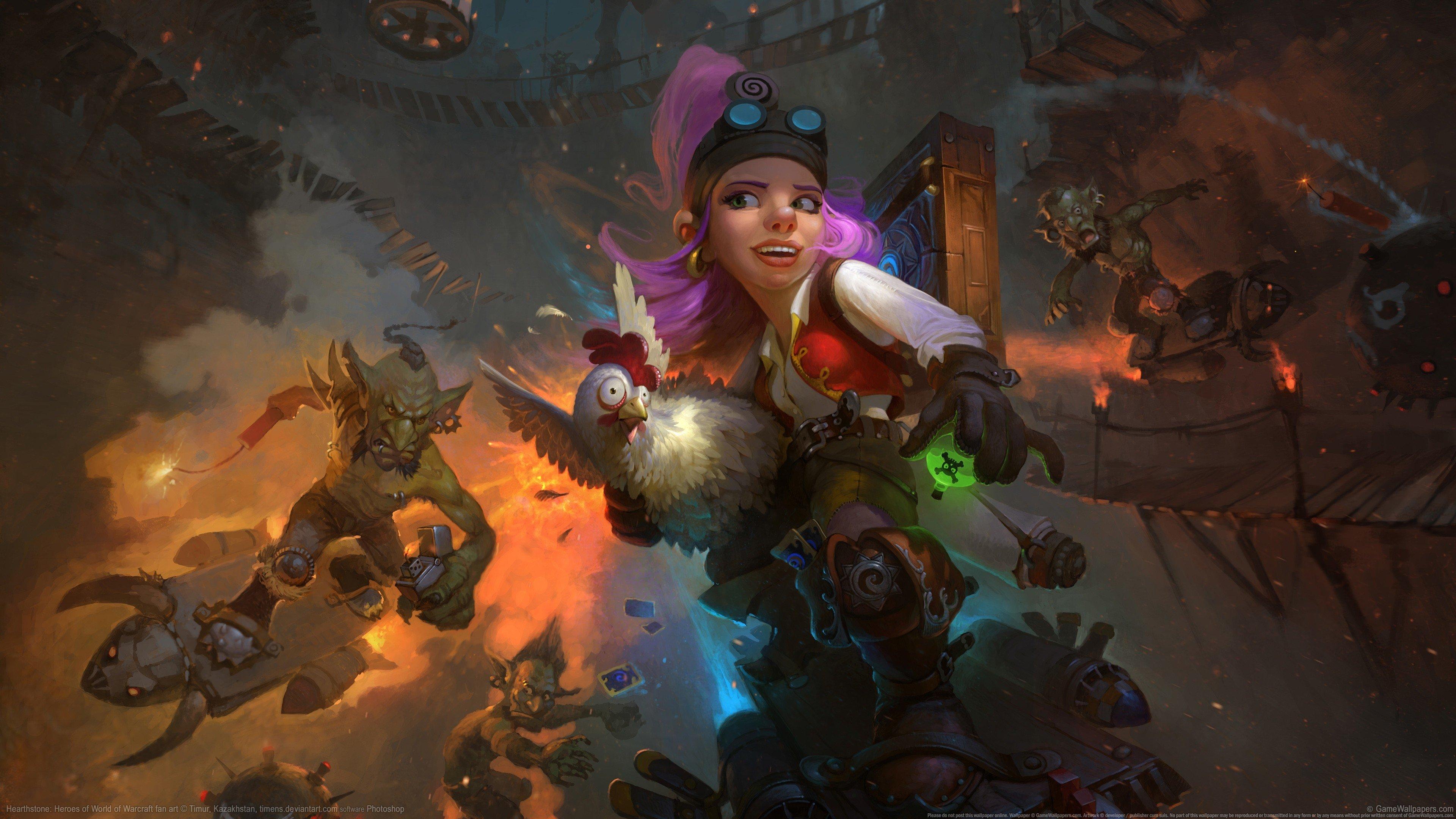 Hearthstone, Blizzard Entertainment HD