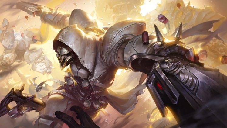 Overwatch Reaper Overwatch Hd Wallpapers Desktop And