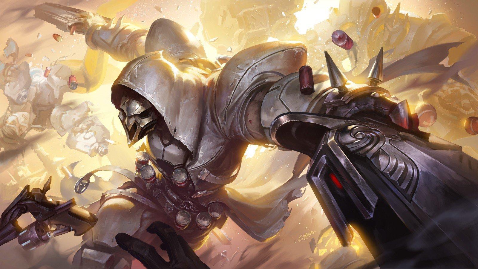 Overwatch, Reaper (Overwatch) HD Wallpapers / Desktop and ...