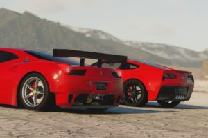 Ferrari 458 Speciale, Chevrolet Corvette Stingray, Car, The Crew Wild Run, Like Life (visual novel)