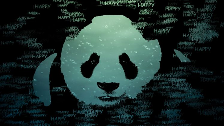 Happy Panda Hd Wallpapers Desktop And Mobile Images Photos