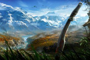 Far Cry 4, Nature