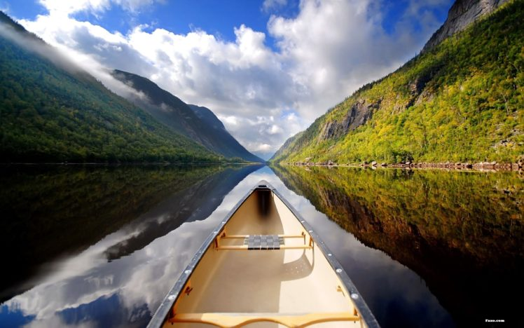 boat, Landscape HD Wallpaper Desktop Background