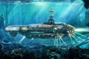 Nautilus, Submarine