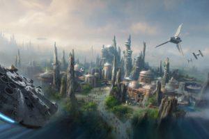 Millennium Falcon, Star Wars