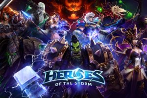 Blizzard Entertainment, Heroes of the storm