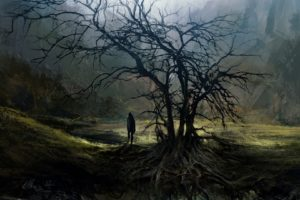 Klayton, Argyle Park, Circle of Dust, Alone, Misguided (Album), Dead trees