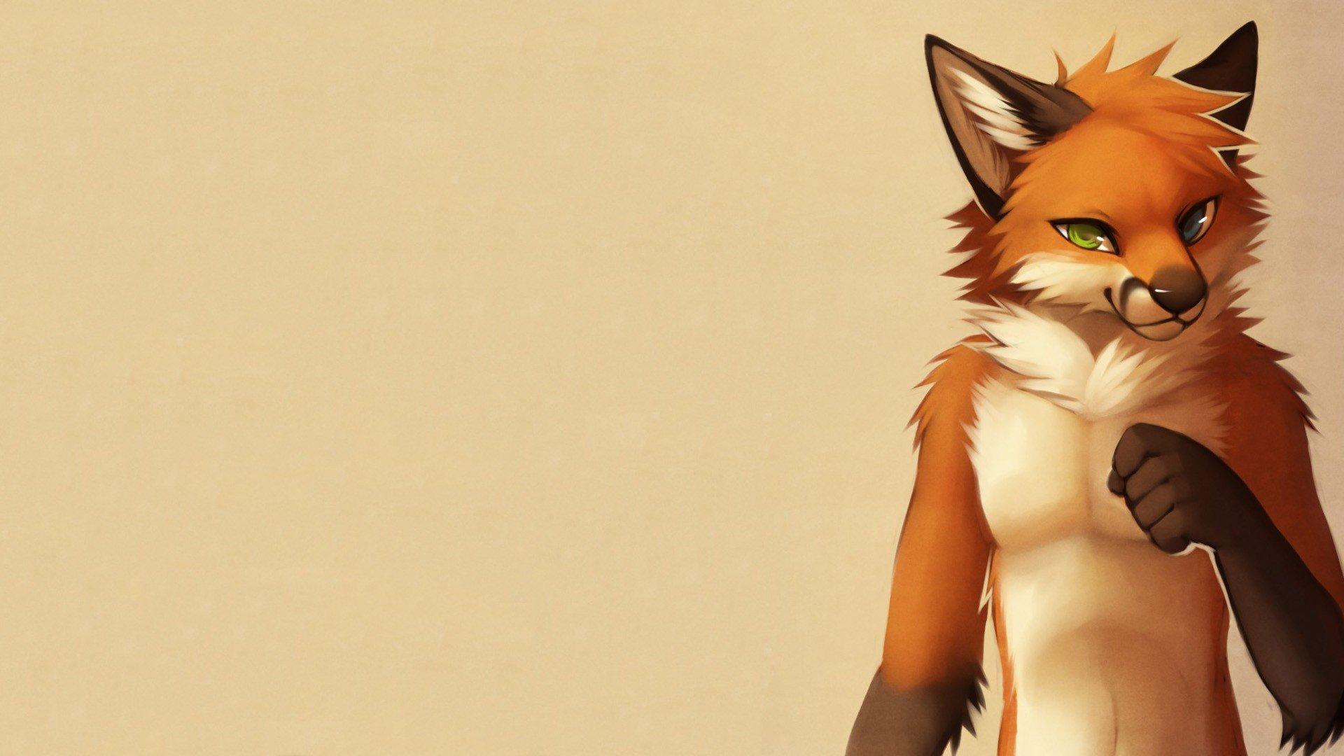 Anthro, Furry Wallpaper
