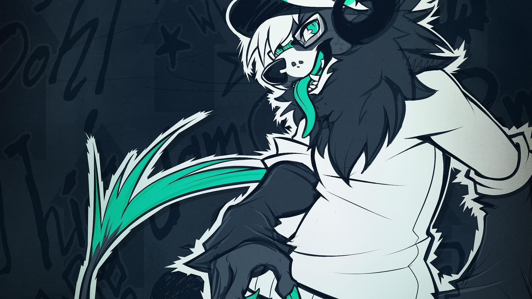 Anthro, Furry Wallpaper