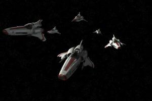Battlestar Galactica, VIPER, Movies, Cylons, Ship, Mark 2