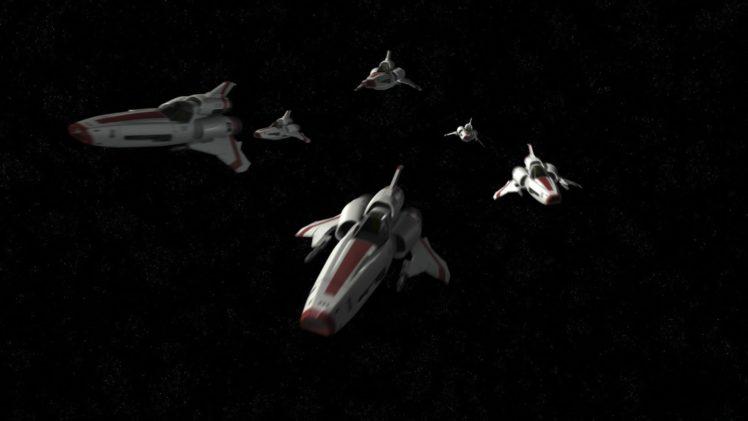 Battlestar Galactica VIPER Movies Cylons Ship Mark 2 HD Wallpaper Desktop