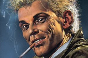 Hellblazer, John Constantine, Comics, Glenn Fabry