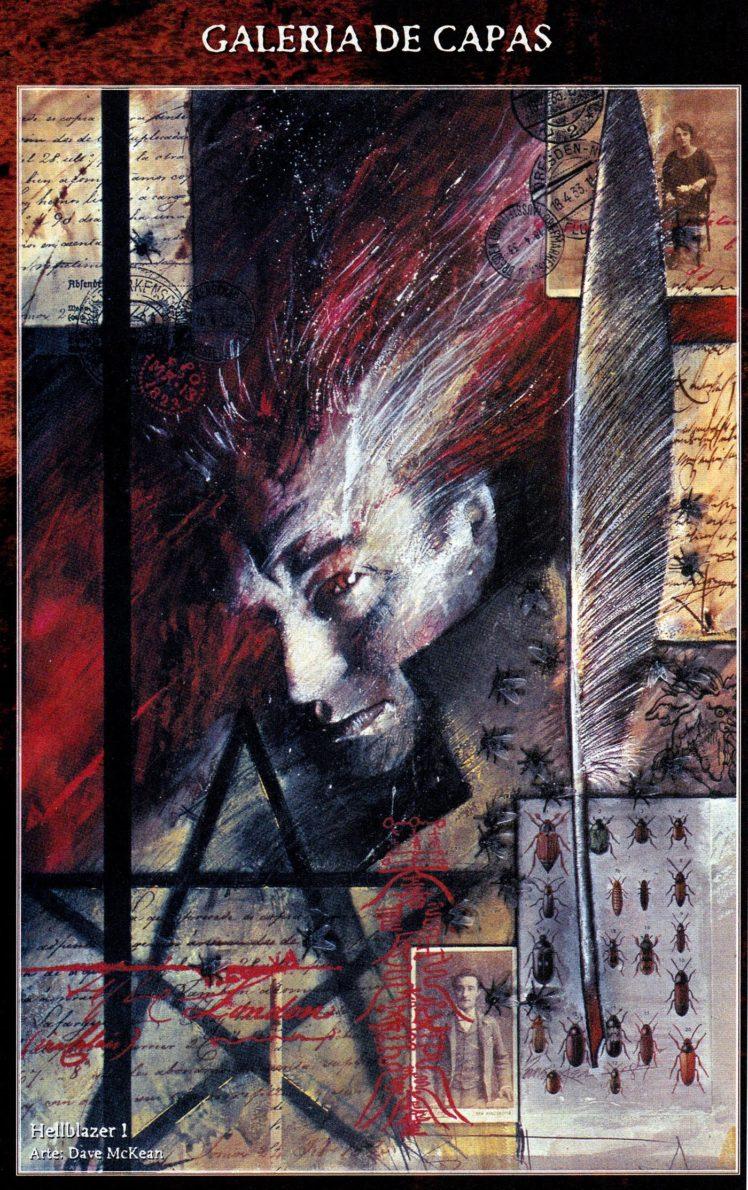 Hellblazer John Constantine Comics Hd Wallpapers Desktop