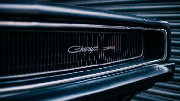 Charger Dodge Car Vehicle Dodge Charger Vehicle Front American